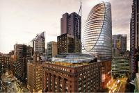 Australia's expertise will be on display in the heart of Sydney CBD